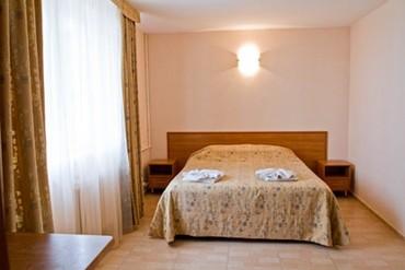 "фото Люкс 4-местный 2-комнатный, Пансионат ""Фея-1"", Анапа"