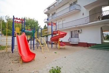 """фото детская площадка, Пансионат """"Фея-1"""", Анапа"""