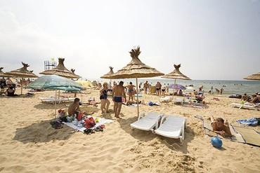 """фото пляж, Пансионат """"Фея-1"""", Анапа"""