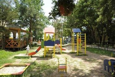 """фото детская площадка, Отель """"Империя"""", Евпатория"""