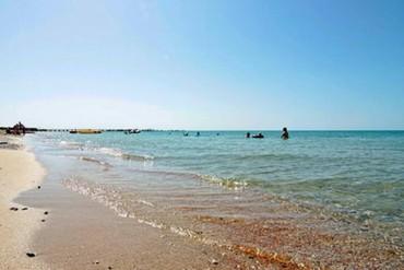 "фото пляж, Пансионат ""Sealand"", Евпатория"