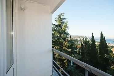 """фото вид с балкона, ТОК """"Восход"""", Алушта"""