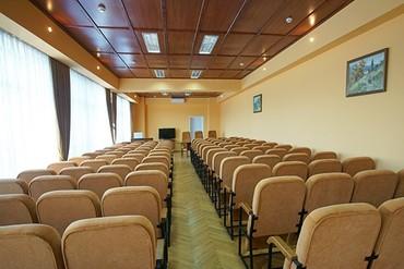 """фото конференц зал, ТОК """"Восход"""", Алушта"""