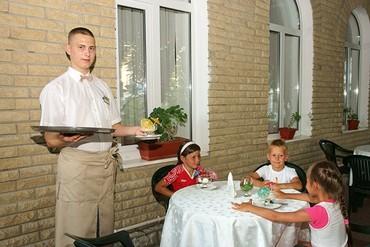 """фото питание, ТОК """"Восход"""", Алушта"""