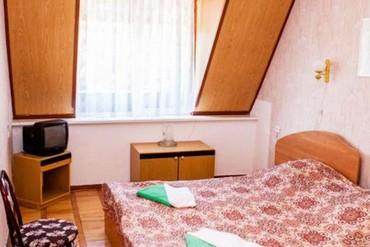 """фото Эконом 2-местный (1,2 этажи), Отельный комплекс """"Поляна Сказок"""", Ялта"""