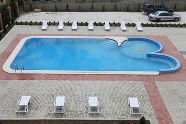 """фото бассейн, Пансионат """"Sealand"""" (Курортное), Коктебель"""