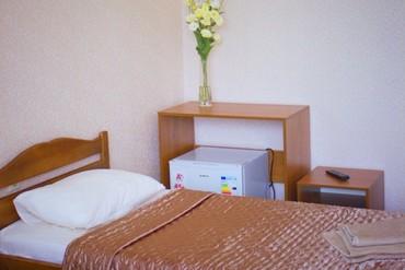 """фото Стандартный 2-местные (с балконом), Отель """"Ницца"""", Ялта"""