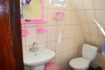 """фото ванная, База отдыха """"Коронелли"""", Феодосия"""