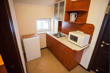 """фото Люкс 2-местный 2-комнатный (коттедж №6), Парк-отель """"Родос"""", Ялта"""