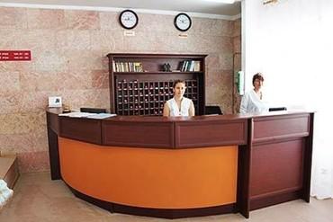 """фото ресепшн, Отель """"Ателика Таврида"""", Севастополь"""