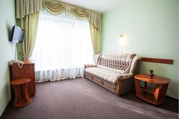 """фото Стандарт 2-местный 2-комнатный (коттедж №4), Парк-отель """"Родос"""", Ялта"""