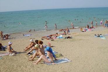 """фото пляж, Отель """"Ателика Таврида"""", Севастополь"""