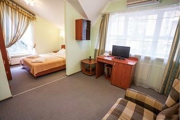 """фото Стандарт 2-местный (коттедж №2), Парк-отель """"Родос"""", Ялта"""