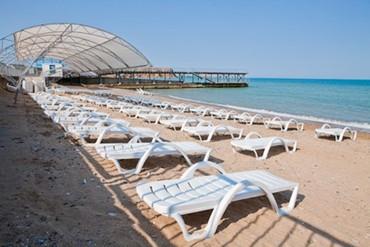 """фото пляж, Гостиничный комплекс """"Капля Моря"""", Песчаное"""