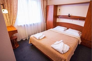 """фото Люкс 2-местный 2-комнатный (корпус №7), Парк-отель """"Родос"""", Ялта"""
