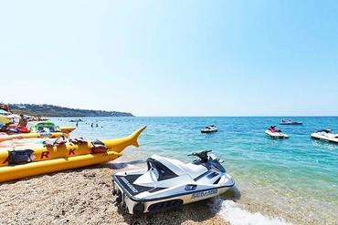 """фото пляж, База отдыха """"Одиссей"""", Севастополь"""