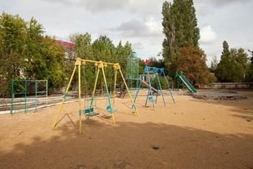 """фото детская площадка, Пансионат """"Энергетик"""", Николаевка"""
