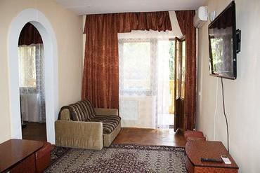 "фото Люкс 2-местный 2-комнатный, Пансионат ""Муссон"", Ялта"