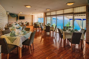 "фото ресторан, Отель ""Левант"", Ялта"