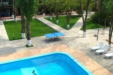 """фото бассейн, Отель """"Акватория лета"""", Ейск"""