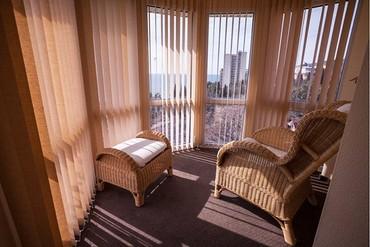 """фото Апартаменты 4-местный 3-комнатный (корпус №7), Парк-отель """"Родос"""", Ялта"""