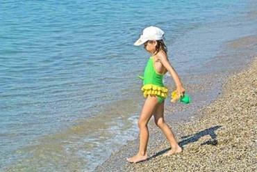 "фото пляж, База отдыха ""Лагуна"", Песчаное"