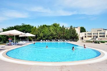 """фото бассейн, Отель """"Ателика Таврида"""", Севастополь"""