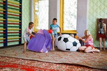 "фото детская комната, Пансионат ""Южный"", Николаевка"