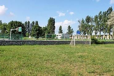 """фото спортивная площадка, Отель """"Ателика Таврида"""", Севастополь"""