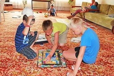 """фото детская комната, Отель """"Ателика Таврида"""", Севастополь"""