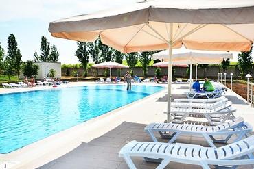 """фото бассейн, Отель """"Таврида"""", Севастополь"""
