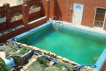 """фото бассейн, Отель """"Торнадо"""", Ейск"""
