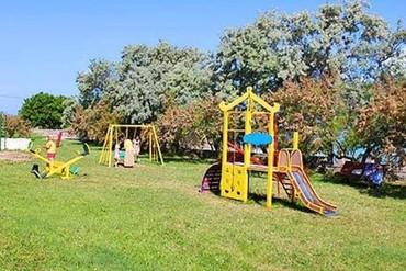 """фото детская площадка, Отель """"Ателика Таврида"""", Севастополь"""
