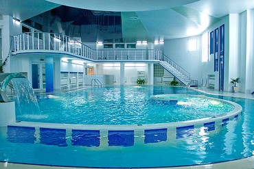 """фото бассейн, Парк-отель """"Родос"""", Ялта"""
