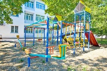 """фото детская площадка, Пансионат """"Геленджик"""", Геленджик"""