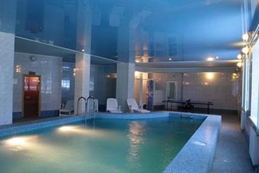 "фото бассейн, Отель ""Paradise"", Туапсе"