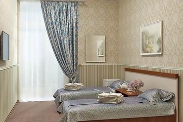 """фото стандарт 2-местный, Отель """"Романова"""", Евпатория"""