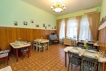 """фото питание, Дом отдыха """"Федор Шаляпин"""", Евпатория"""