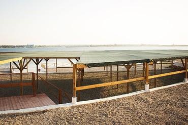"""фото пляж, Пансионат """"Новый Океан"""", Евпатория"""