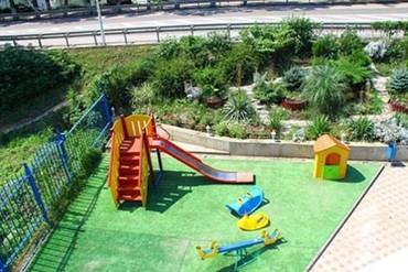 """фото детская площадка, Отель """"Paradise"""", Туапсе"""