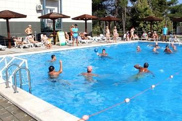 """фото бассейн, Пансионат """"Селена"""", Анапа"""