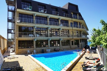 "фото бассейн, Отель ""Лайтхаус"", Туапсе"