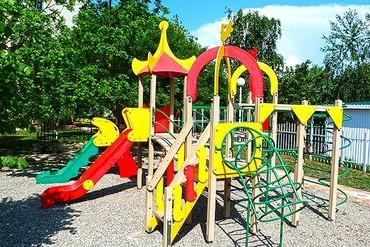 "фото детская площадка, Пансионат ""Южный Парус"" (бывш. ""Парус""), Анапа"