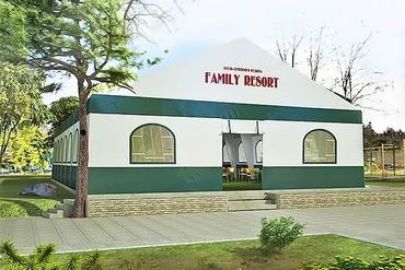 """фото питание, Отель """"Family Resort"""", Евпатория"""