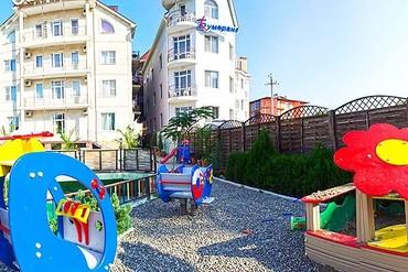 """фото детская площадка, Отель """"Оливия"""" (Витязево), Анапа"""