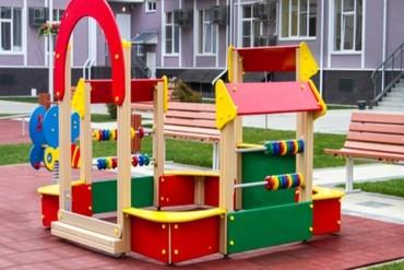 """фото детская площадка, Отель Екатерининский квартал, """"Бархатные сезоны"""", Сочи"""
