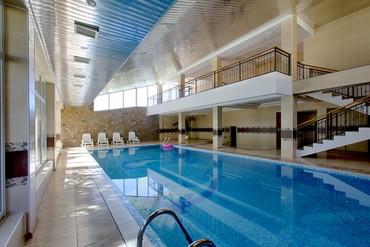 """фото бассейн, Отель """"Дельфин"""", Абхазия"""