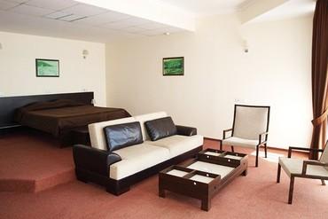 """фото Студио-полулюкс 3-местный отель аквапарк, Отель """"Миндальная Роща"""", Алушта"""