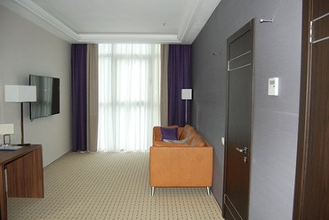 """фото люкс семейный 2-местный 2-комнатный без балкона, Пансионат """"Новый Свет"""", Судак"""