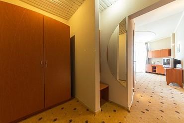 """фото Студио+ 2-местный, ALEAN FAMILY RESORT & SPA BIARRITZ / Биарриц отель (бывш. """"Сосновая роща""""), Геленджик"""